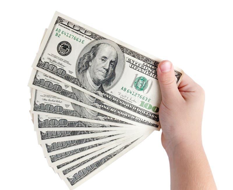 Download Money Isolated On White Background Stock Image - Image: 22997683