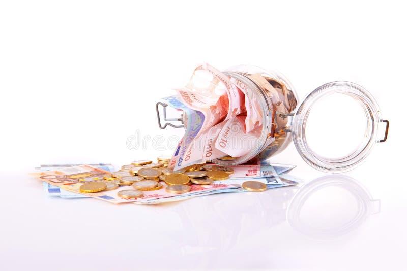 Download Money jar stock photo. Image of insurance, change, deposit - 24176504