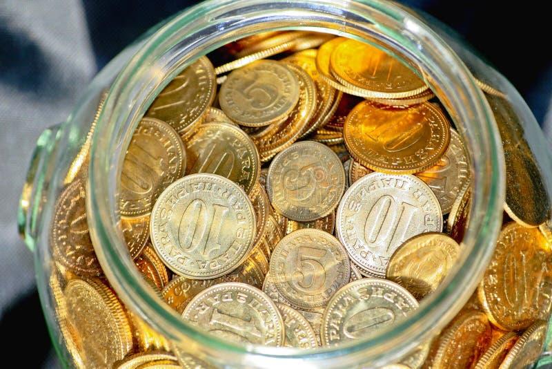 Download Money jar stock image. Image of save, finance, bank, cash - 33437917