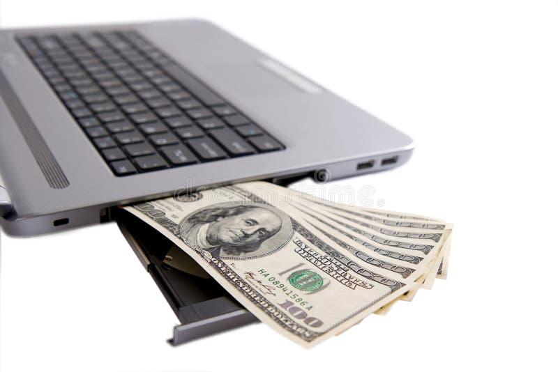 Download Money and laptop stock photo. Image of send, dollar, saving - 8436140