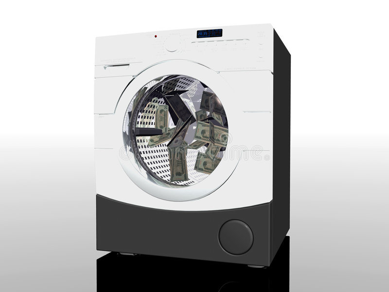 Download Money Laundering Royalty Free Stock Photos - Image: 1392758