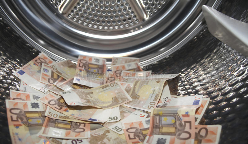 Download Money Laundering Stock Image - Image: 22314501