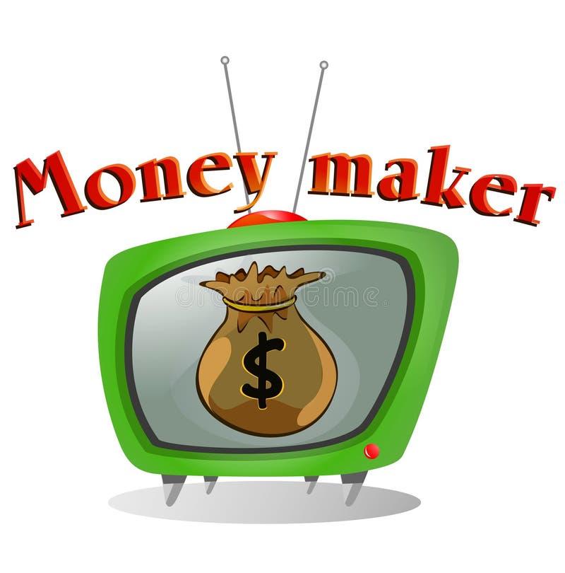 Free Money Maker Stock Photo - 22189630