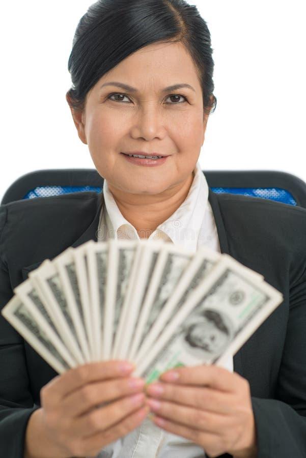 Free Money Maker Stock Images - 29198794