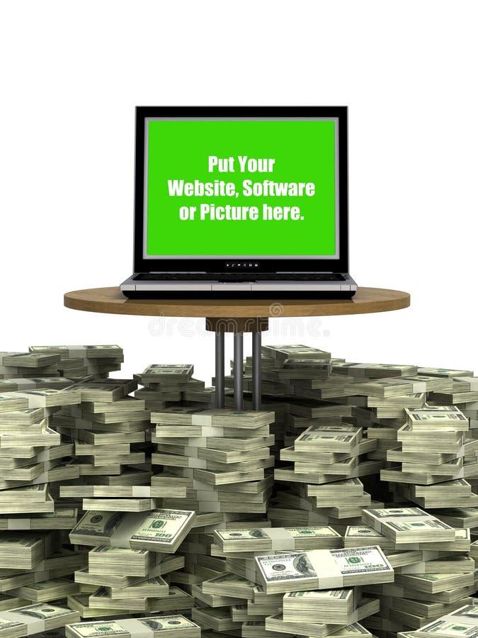 Free Money Maker System Stock Photo - 16375540