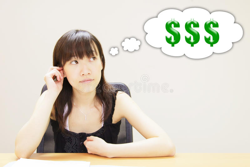 Download Money Matters stock illustration. Image of salary, dreaming - 10304806