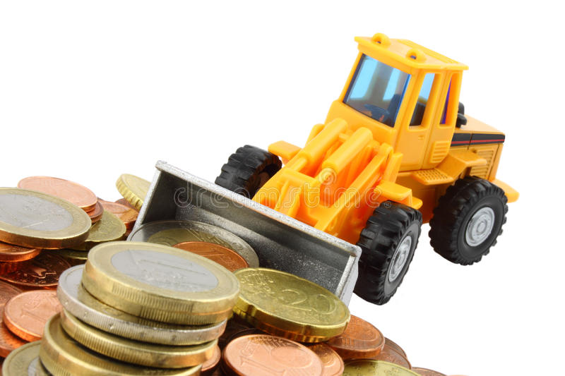 Download Money Mover stock photo. Image of concept, loan, white - 22283390