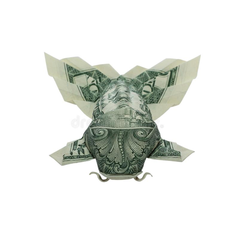 Origami Dollar Bill Koi Fish. Good luck! | Figuras con billetes ... | 800x800
