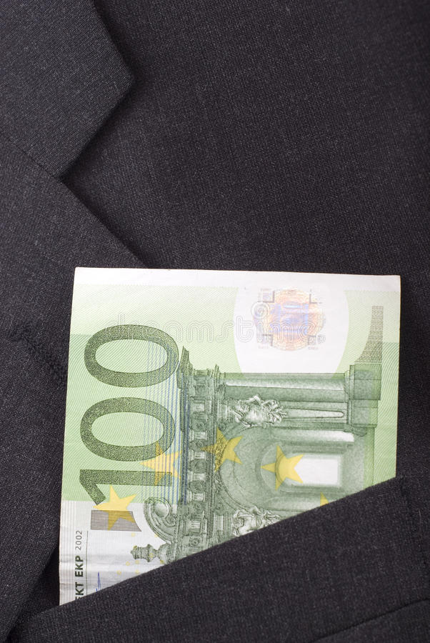 Download Money In The Pocket Stock Image - Image: 28175411
