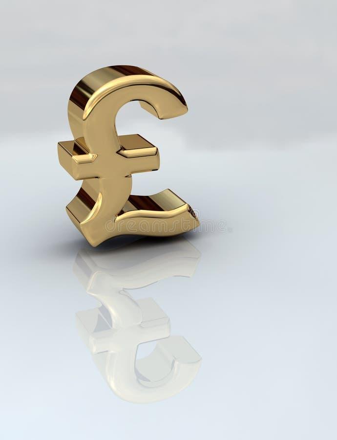 Money Pound Sign vector illustration