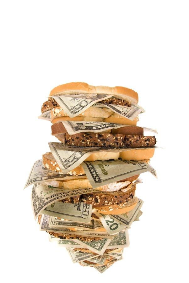 Download Money Sandwich Stock Photos - Image: 11643393