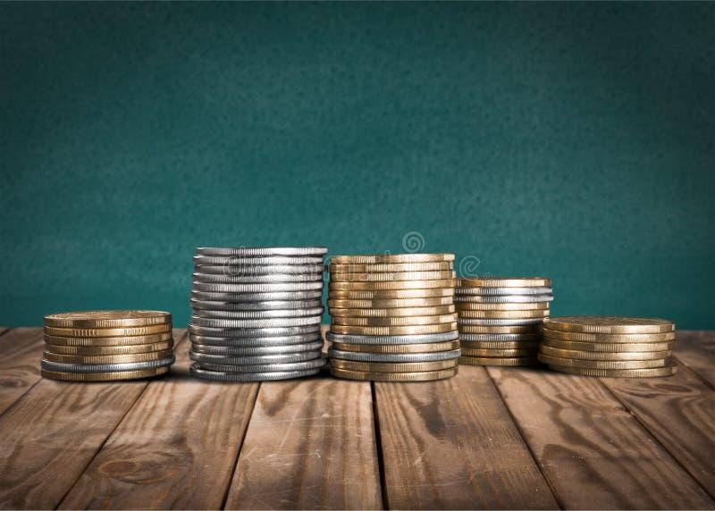 Money. Save debt insurance income poor profit stock photos