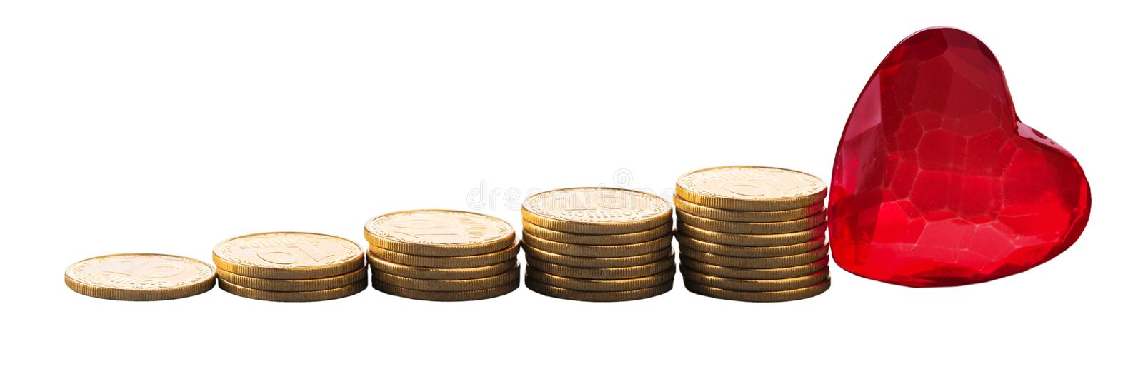 Money. Save growth tax value increase retirement royalty free stock image