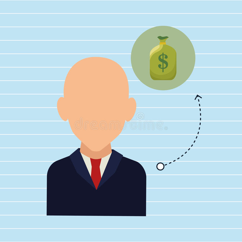 Money Saver design. Illustration eps10 graphic stock illustration