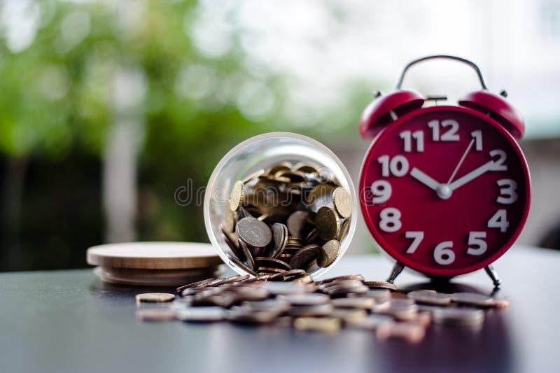 Money Saving Money Saving Ideas Save money, preset ideas by hand. Put money in the money stack business stock photography