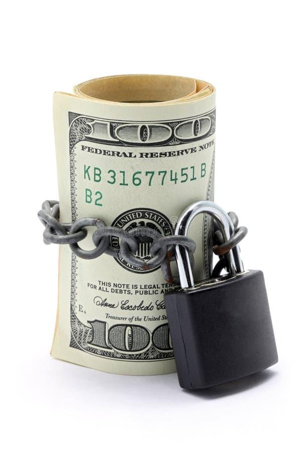Money Saving Insurance Concept stock photography