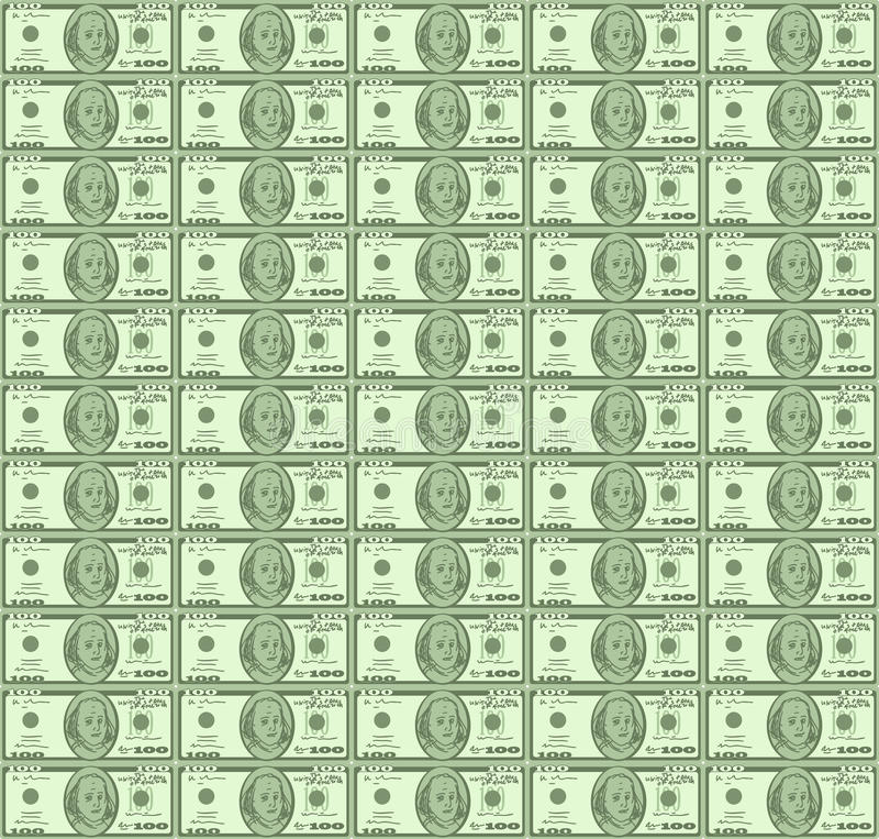 Download Money Seamless  Background Royalty Free Stock Photos - Image: 29033568