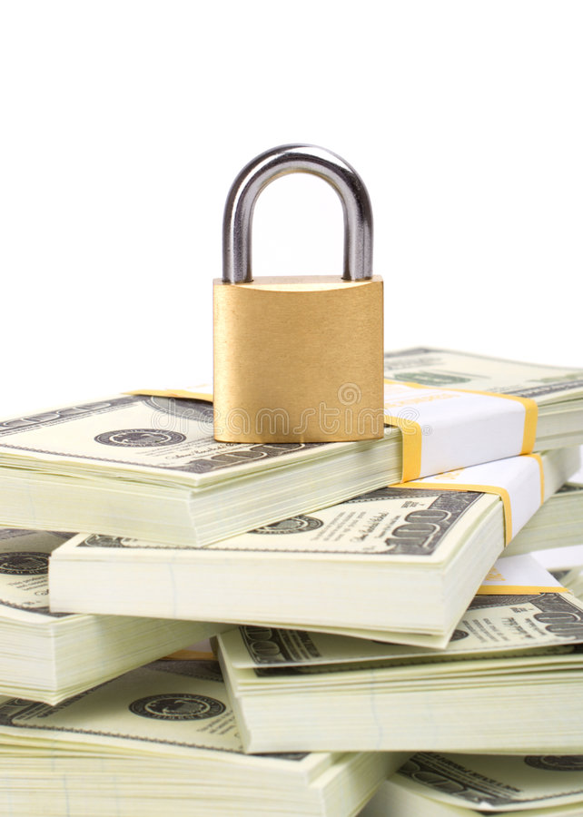 Download Money security stock image. Image of brass, objects, deposit - 2891697