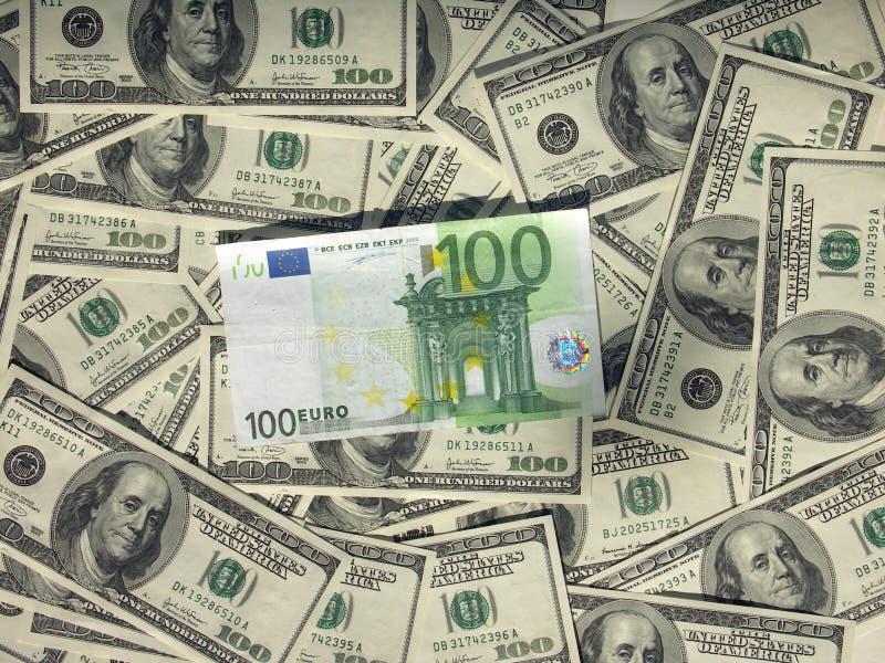 MONEY(see more in my portfolio) royalty free stock photo