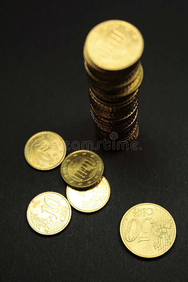 Money series stock image