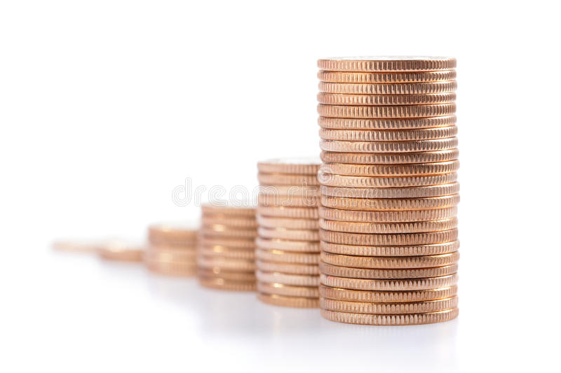 Download Money stairs stock image. Image of coin, finance, bank - 30737451