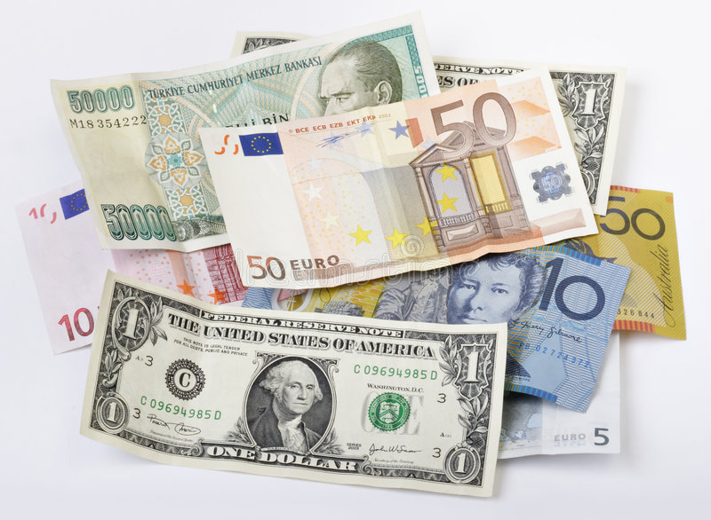 Money stash stock images