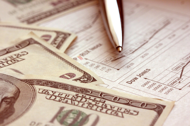 Download Money and stock stock image. Image of accumulate, financial - 117933