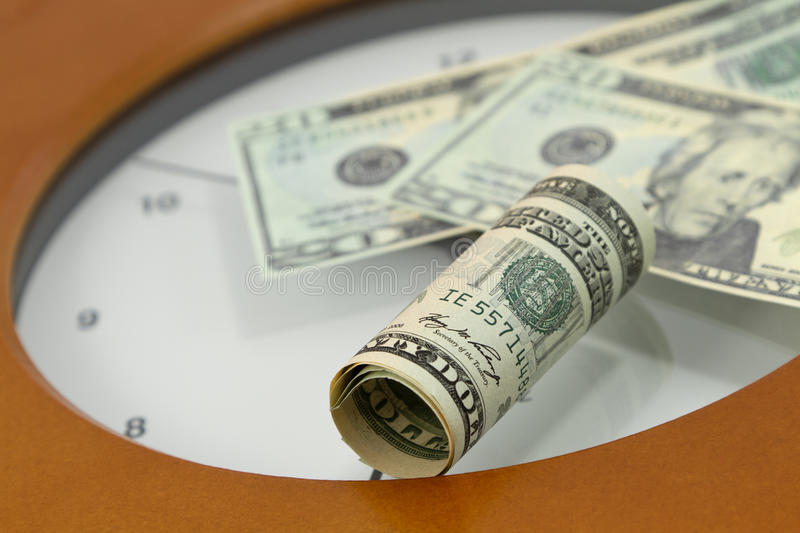 Download Money and time stock image. Image of investment, economy - 21394503