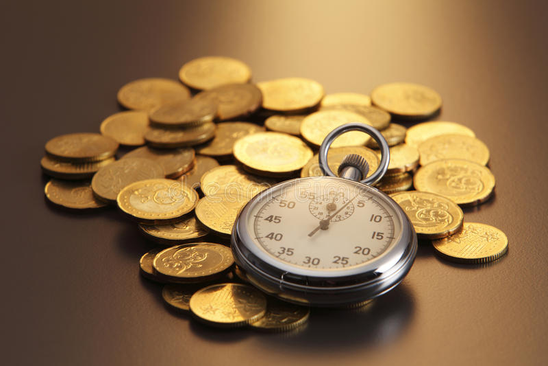 money time arkivbilder