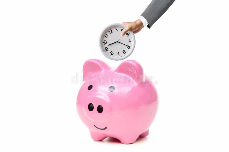 money time стоковая фотография