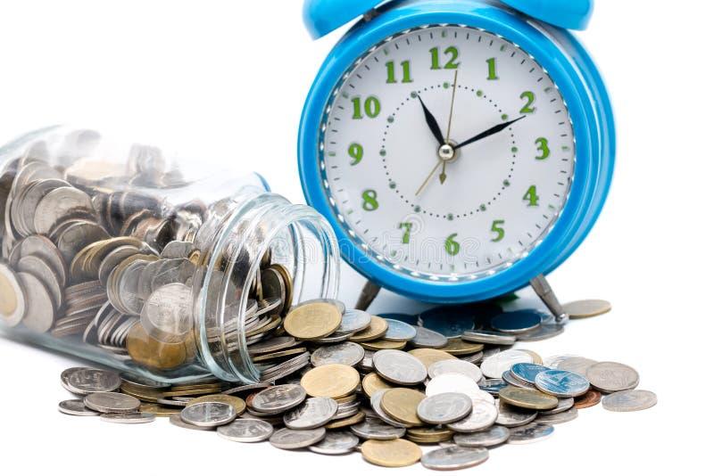 money time arkivbild