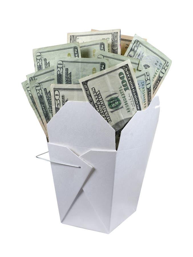 Money To Go royalty free stock photos