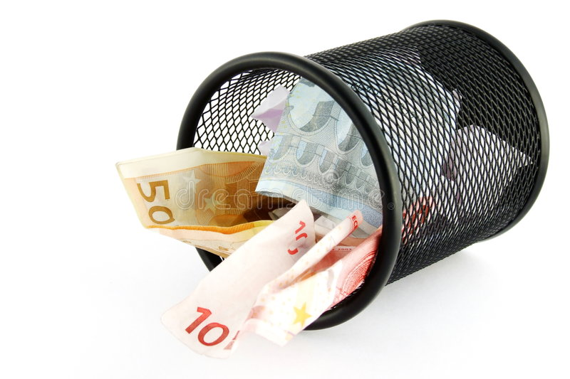 Download Money to Waste stock image. Image of waste, spend, metaphor - 3106391