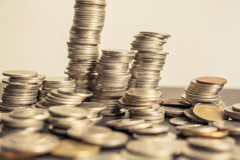 Download Money tower stock photo. Image of background, bank, market - 39515088