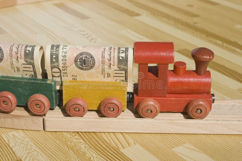 Download The Money Train stock photo. Image of bank, colours, delivery - 7324698