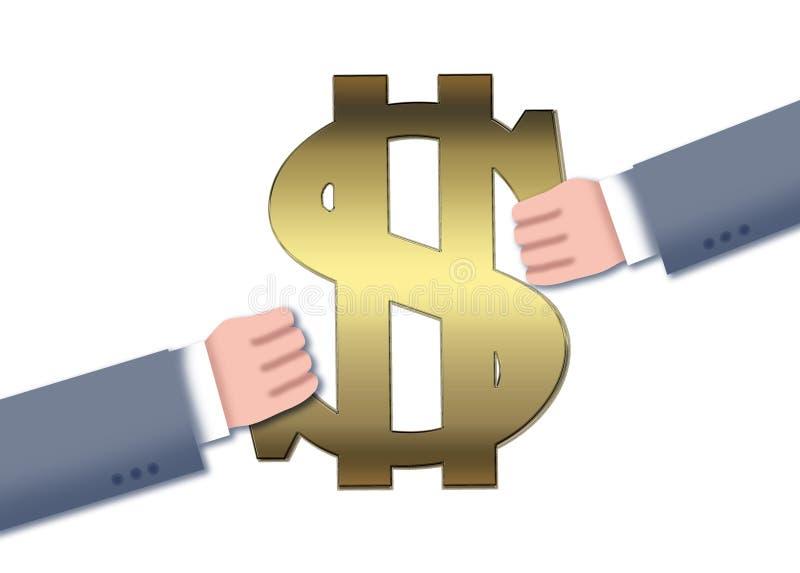 Money Transaction Royalty Free Stock Photography
