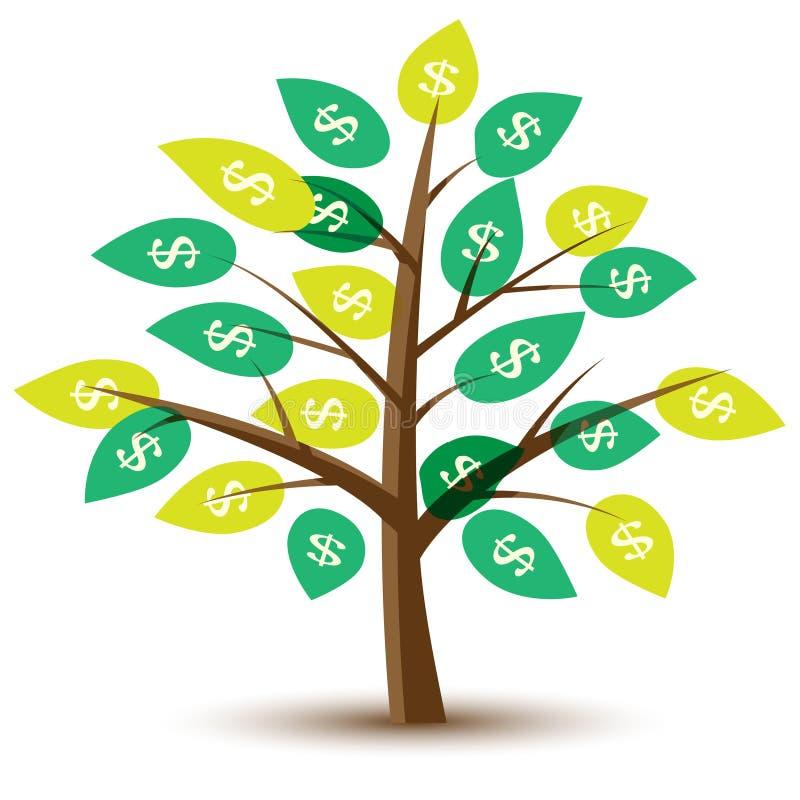 Free Money Tree Stock Images - 55214964