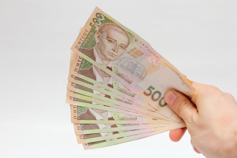 Download Money stock photo. Image of five, hryvna, paying, ukraine - 40812786