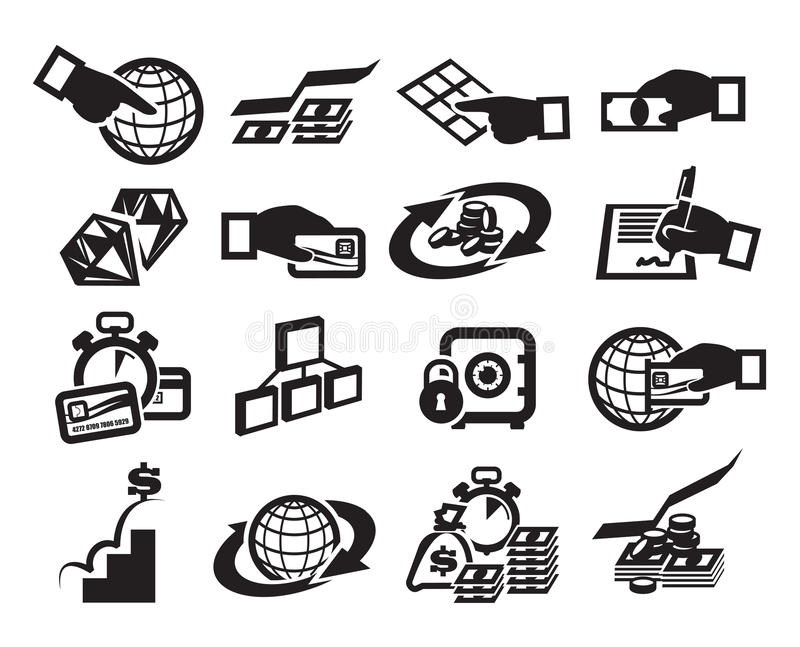 Download Money. Vector illustration stock vector. Image of buying - 31962153