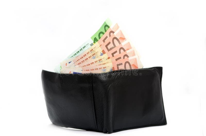 Download Money in wallet stock image. Image of european, buying - 18498873