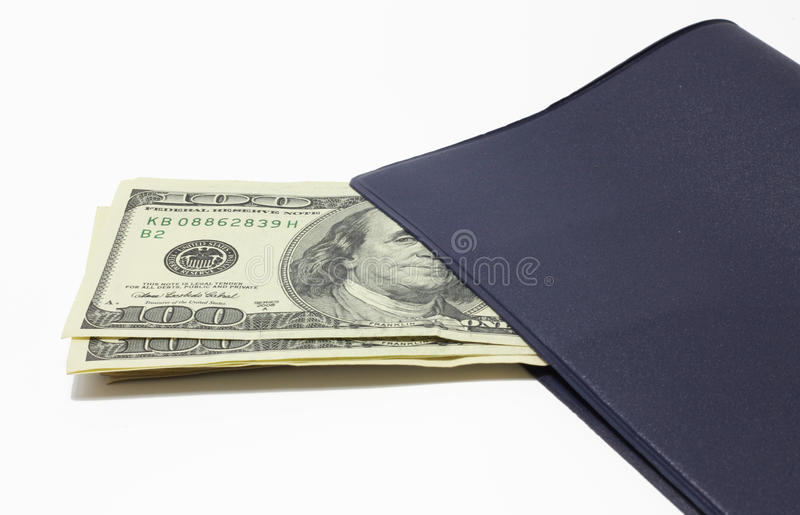 Money Wallet Stock Photography