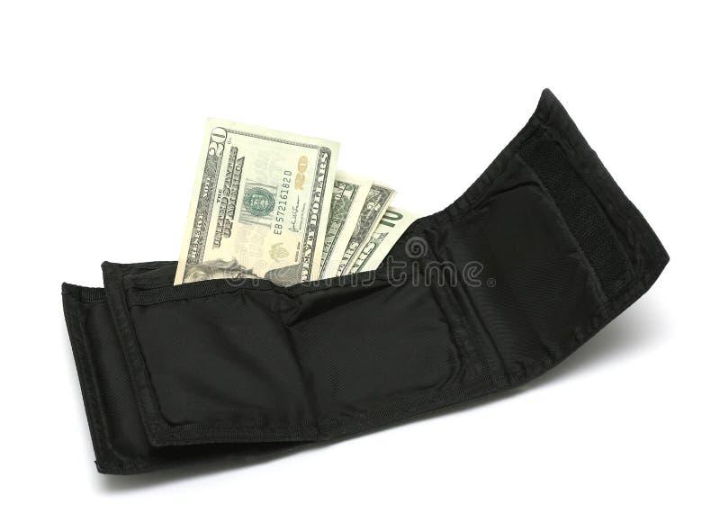 Money and Wallet II stock photo