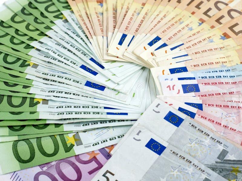 Money wheel royalty free stock photo