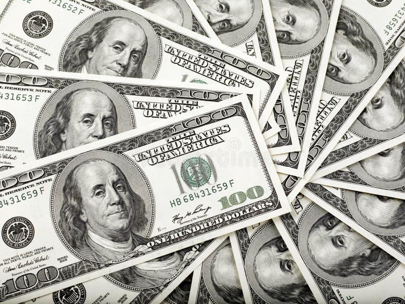 Money Wheel Royalty Free Stock Photos