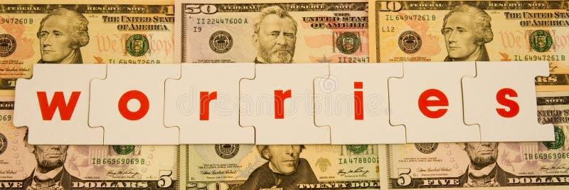 Download Money  Worries. Stock Image - Image: 17793431