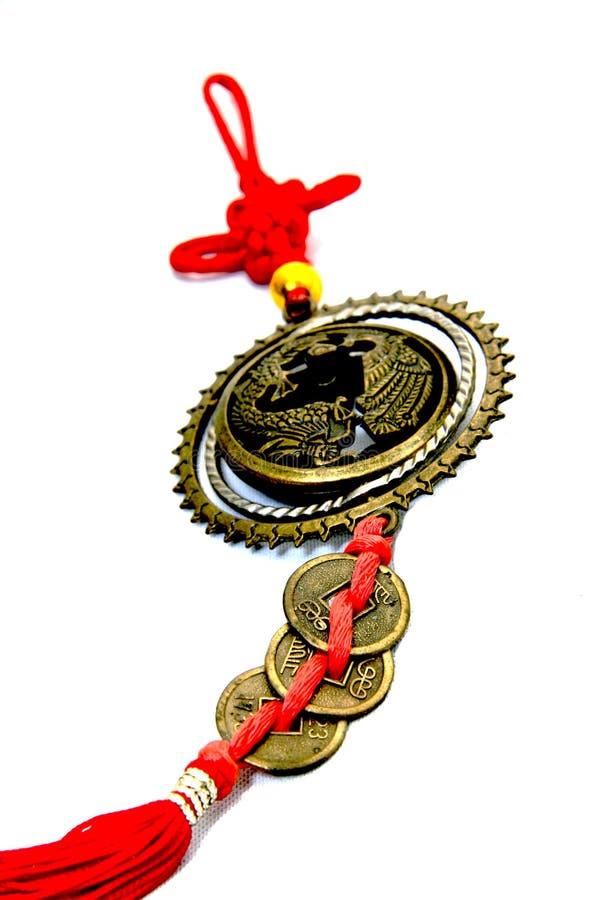 Money3-Feng-shui Kunst lizenzfreies stockbild