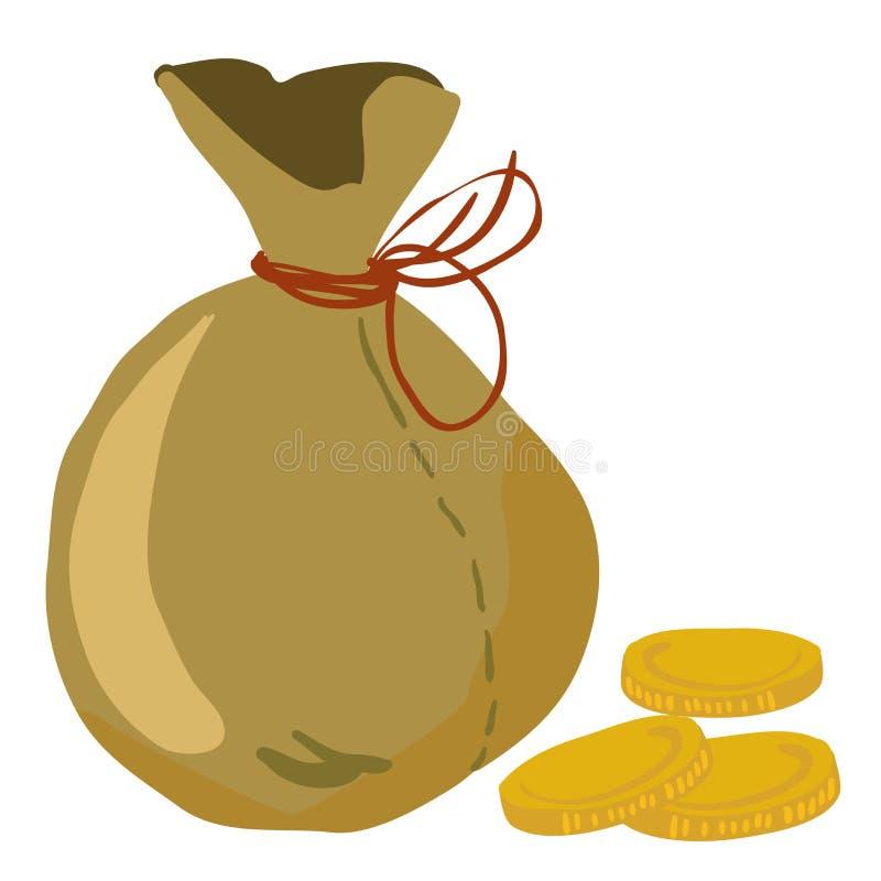 moneybag бесплатная иллюстрация