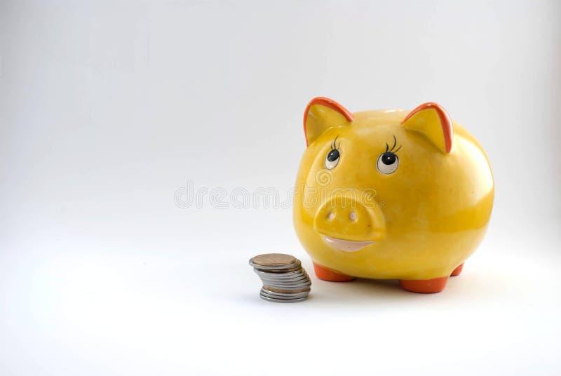 moneybox 库存照片