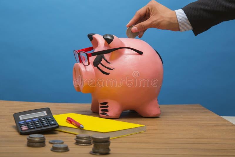 moneybox image libre de droits