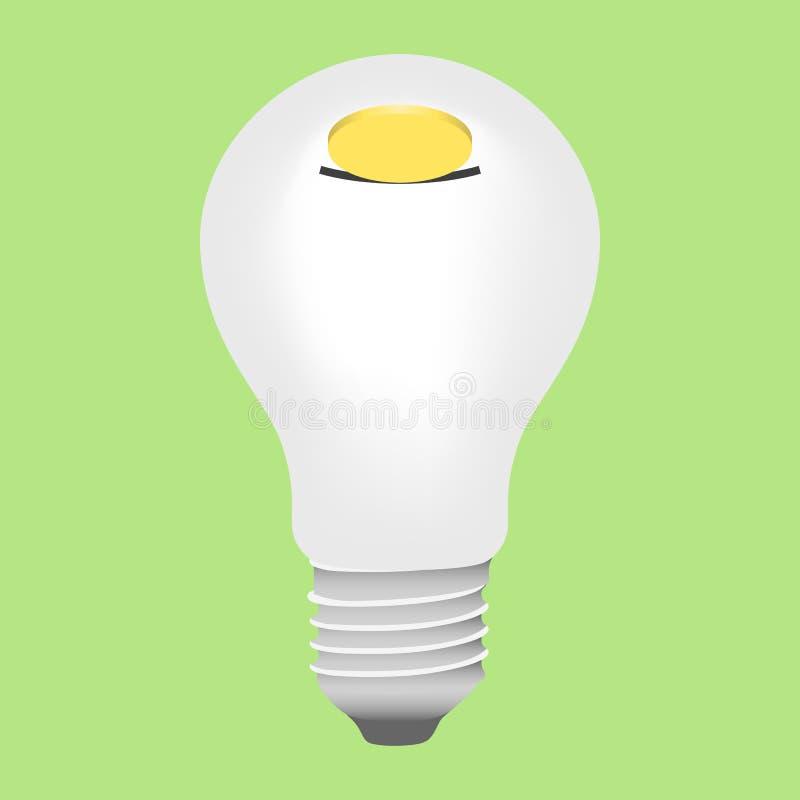 Moneybox-lamp Stock Photo